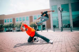 Entertainmens - Breakdancer inhuren