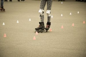 Rollerskate clinic - Freestyler