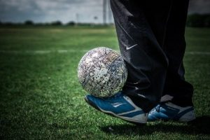 10 tips - Weest strikt - freestyle voetbal