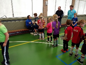 BSO kinderopvang - freestyle panna voetbalclinic