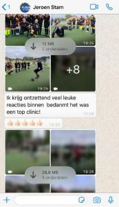 Review-feedback-voetbalclinic-panna